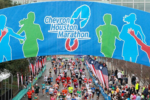 Registration is now open for the Chevron Houston Marathon, the Aramco Half Marathon and the We Are Houston 5K
