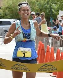 Defending Champion Tina Mascarenas, will face a Tough Field at  Pikes Peak Marathon