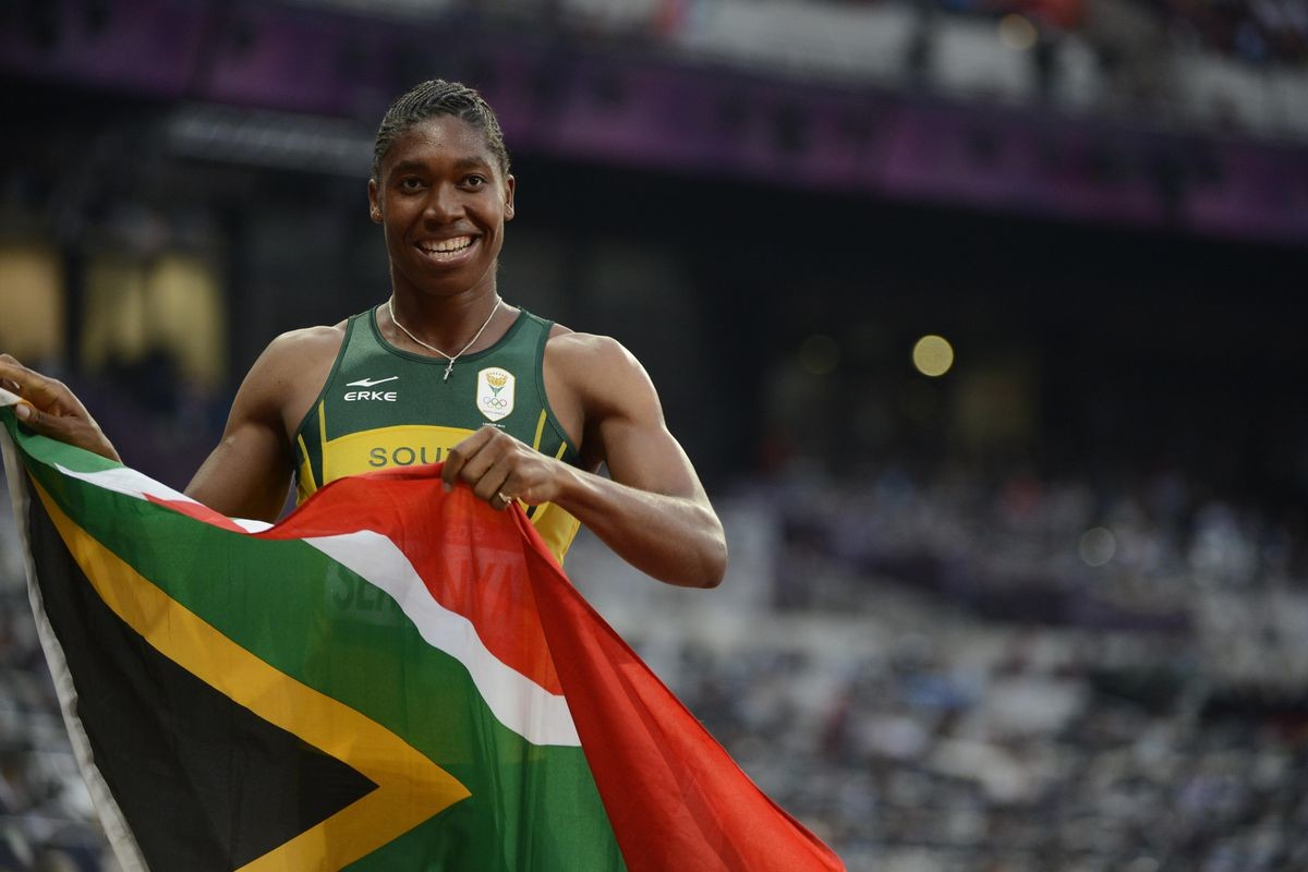 South African Olympic champion Caster Semenya is focused on the 200m no matter the result of her appeal