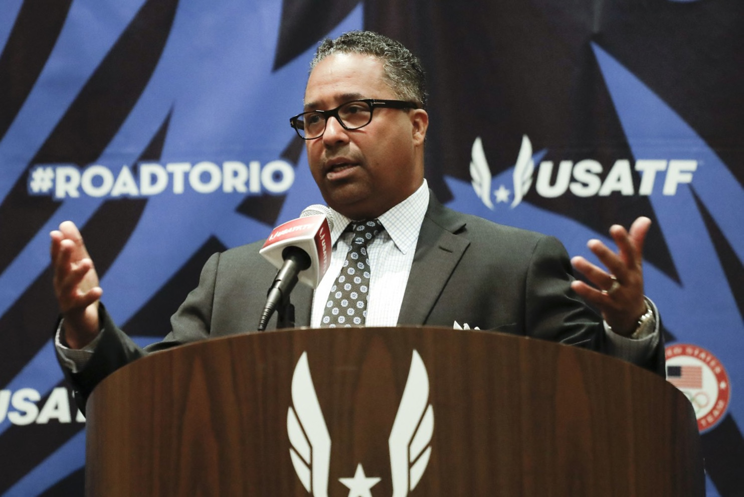 USA Track and Field lays off seven and CEO takes a 20% pay cut