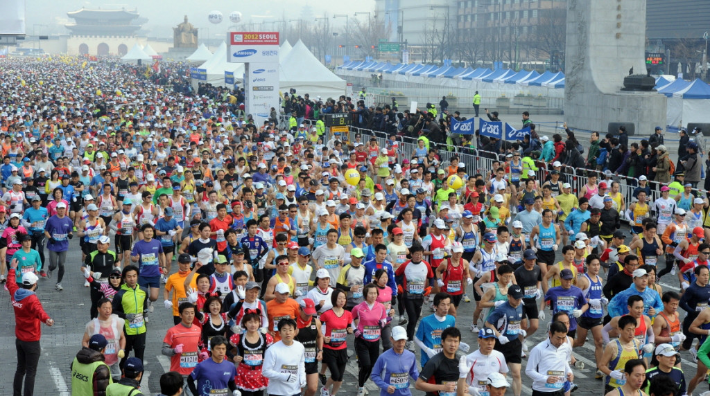 Seoul Marathon Has Been Canceled Due to Coronavirus