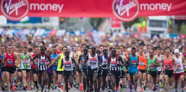2019 Virgin Money London Marathon raised a record-breaking £66.4 ($81.8US) million for charity, setting a new world record for an annual single-day charity fundraising event