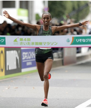 No Japanese Women Runners qualify for Olympic trials at the Saitama Marathon