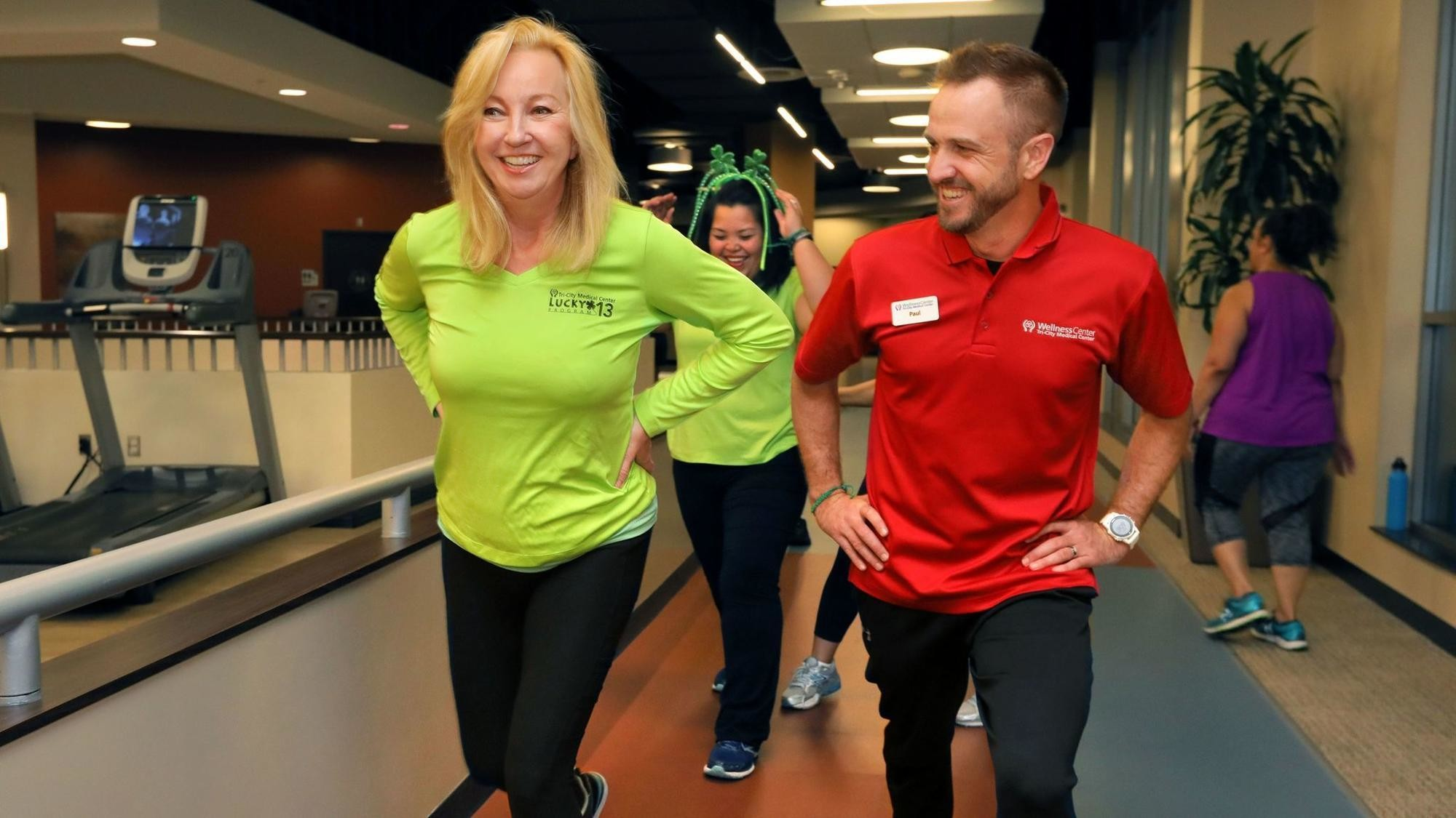 Beth Thorp suffered a brain seizure that paralyzed her right side but on Sunday she plans to finish the Tri-City Medical Center Carlsbad Half-Marathon