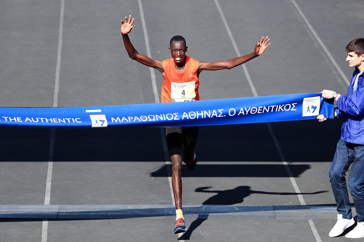 Defending champion Brimin Misoi from Kenya leads elite field in Athens