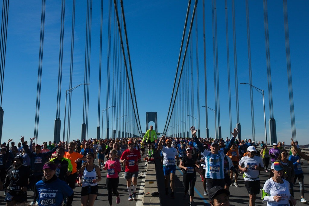 The Best Places to Watch the New York City Marathon