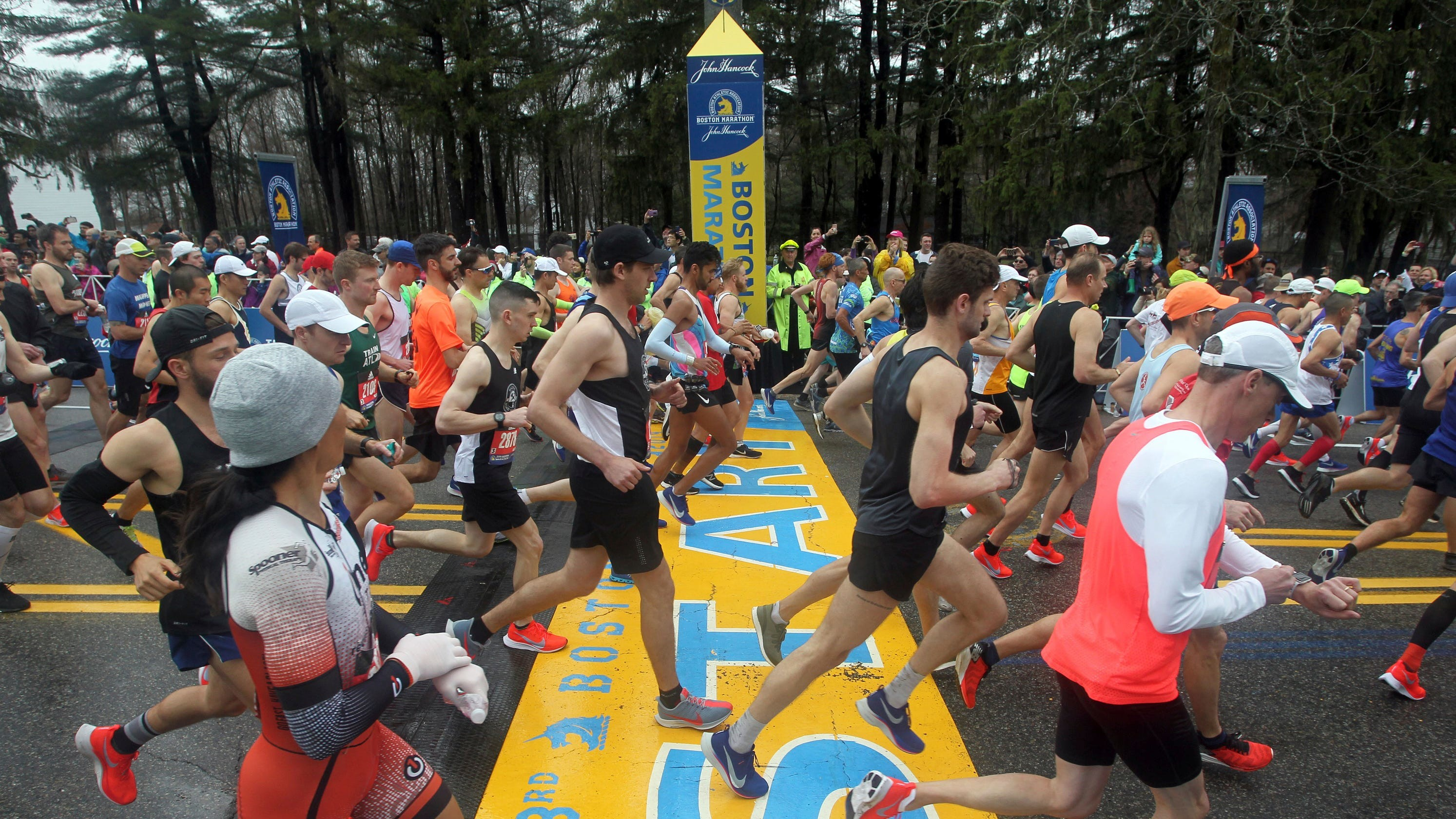 Members of the 2020 Boston Marathon Official Charity Program will be invited to return as official charity program members next year
