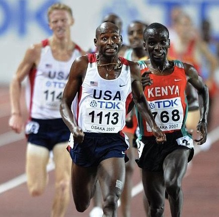 If anyone can break two hours, Eluid can says Bernard Lagat who will be one of the pacers