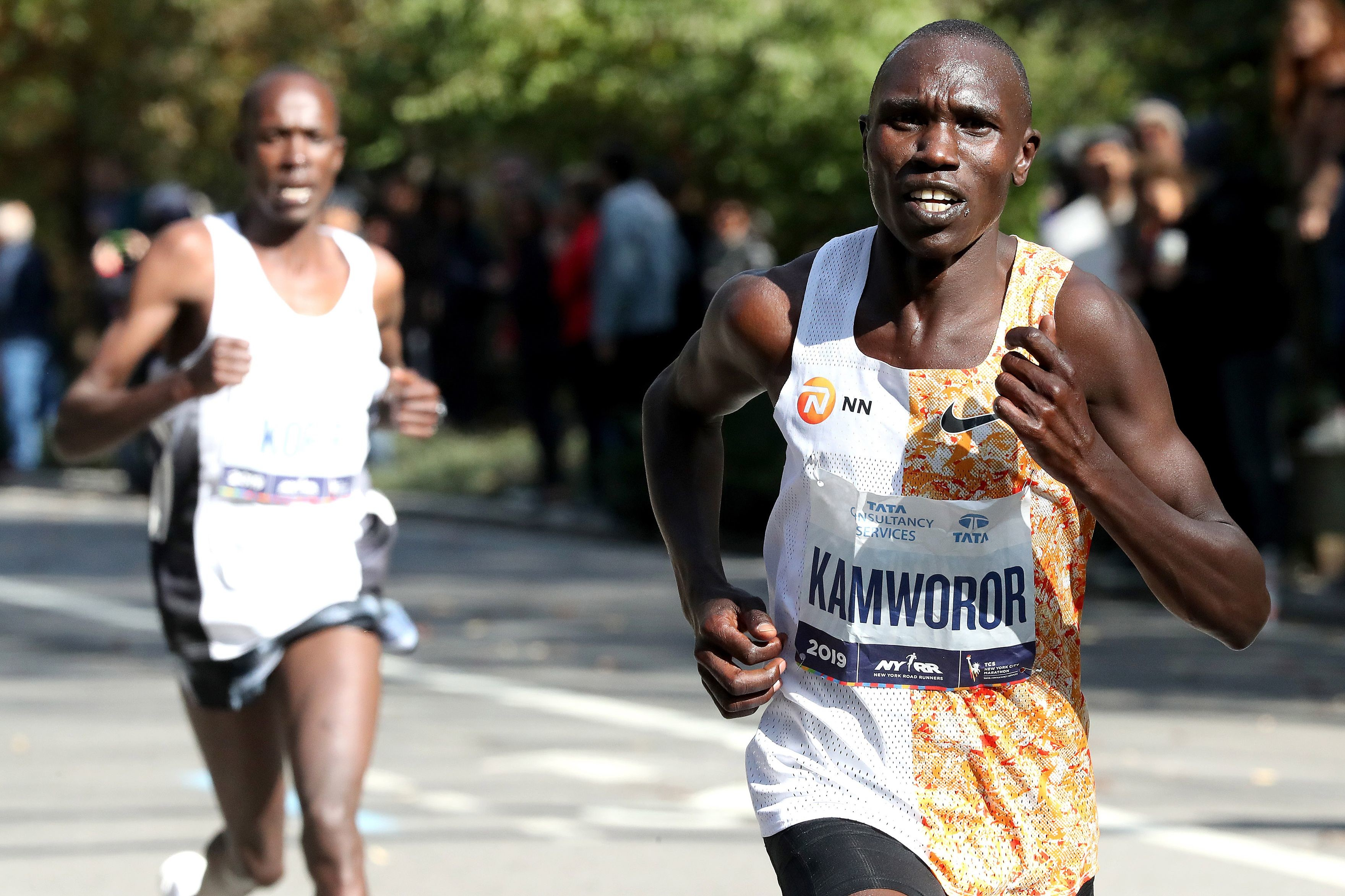 World Half Marathon Champion Geoffrey Kamworor will not defend his title in Gdynia