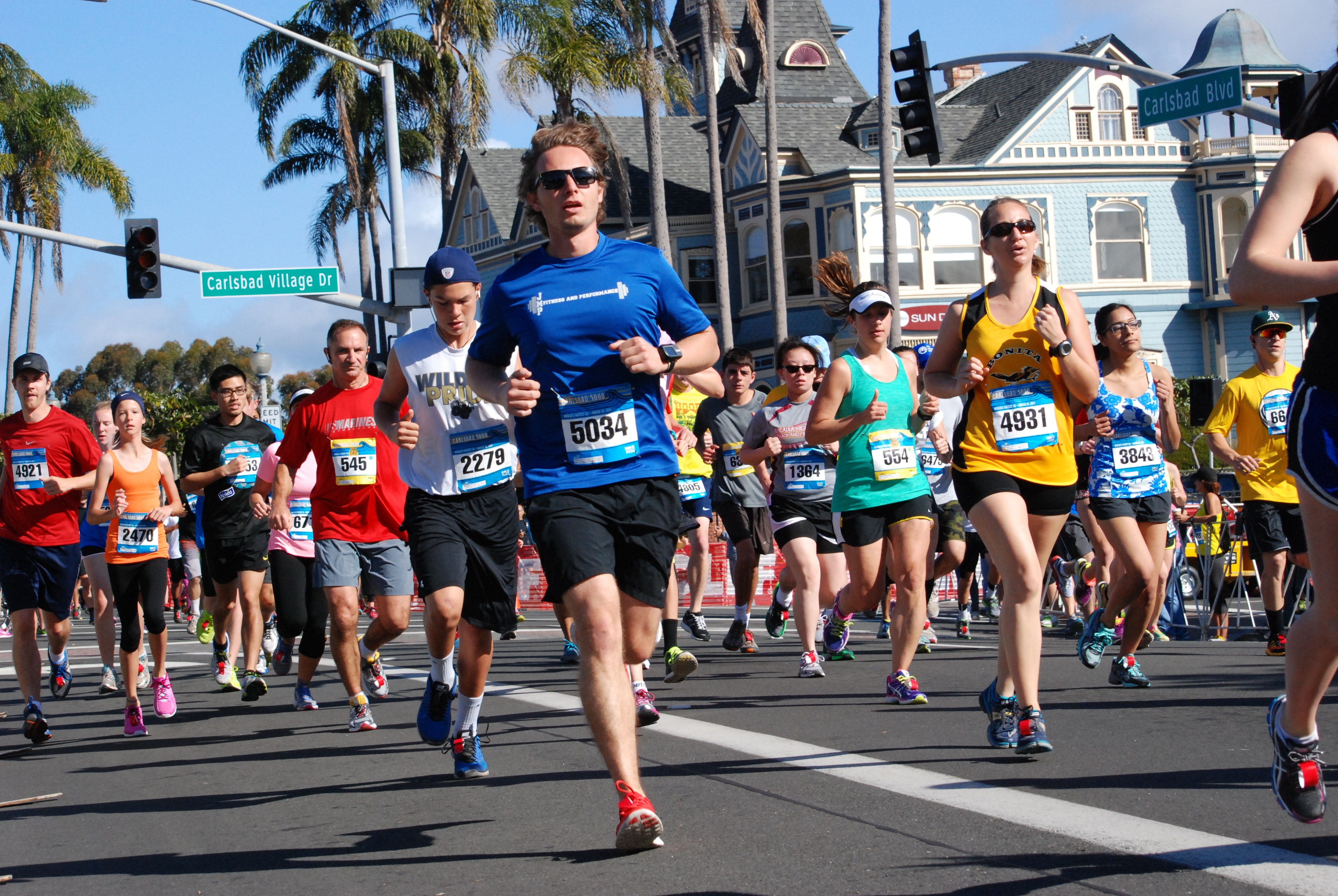New ownership has been announced for the Carlsbad 5000 being held April 7th