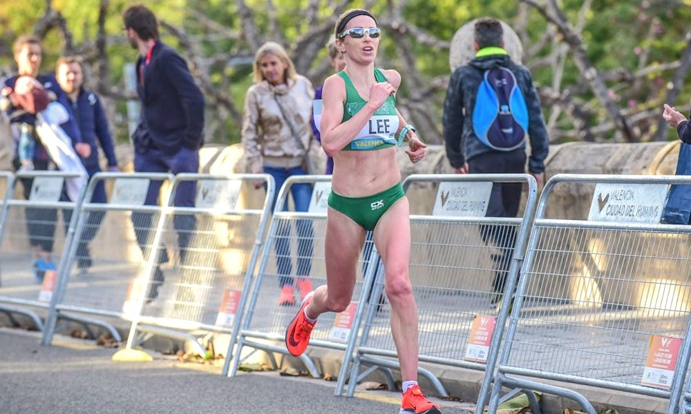 Lizzie Lee will lead the Irish charge at the Dublin Marathon on Sunday