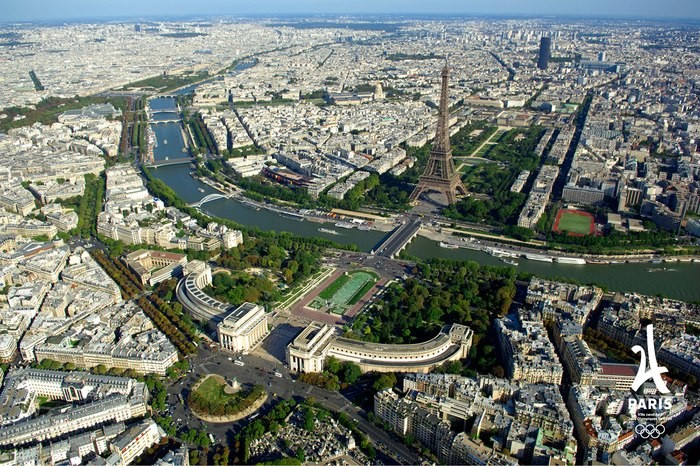 The 2024 Paris Olympic Games organizers announced today that  they will stage a mass participation marathon on the same day as the elite event