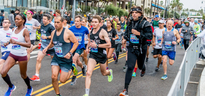 Super Bowl Sunday 10K/5k still a hit after 41 years