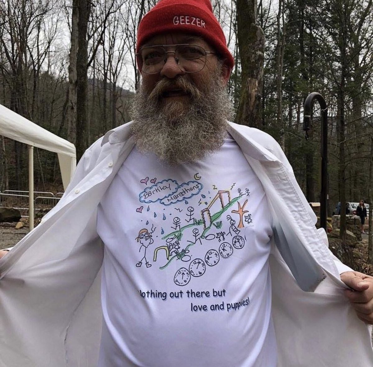 No finisher at Barkley Marathons 2019