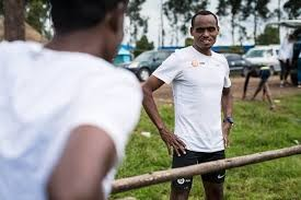 Ethiopian marathon ace Birhanu Legese sets sights on Olympic glory