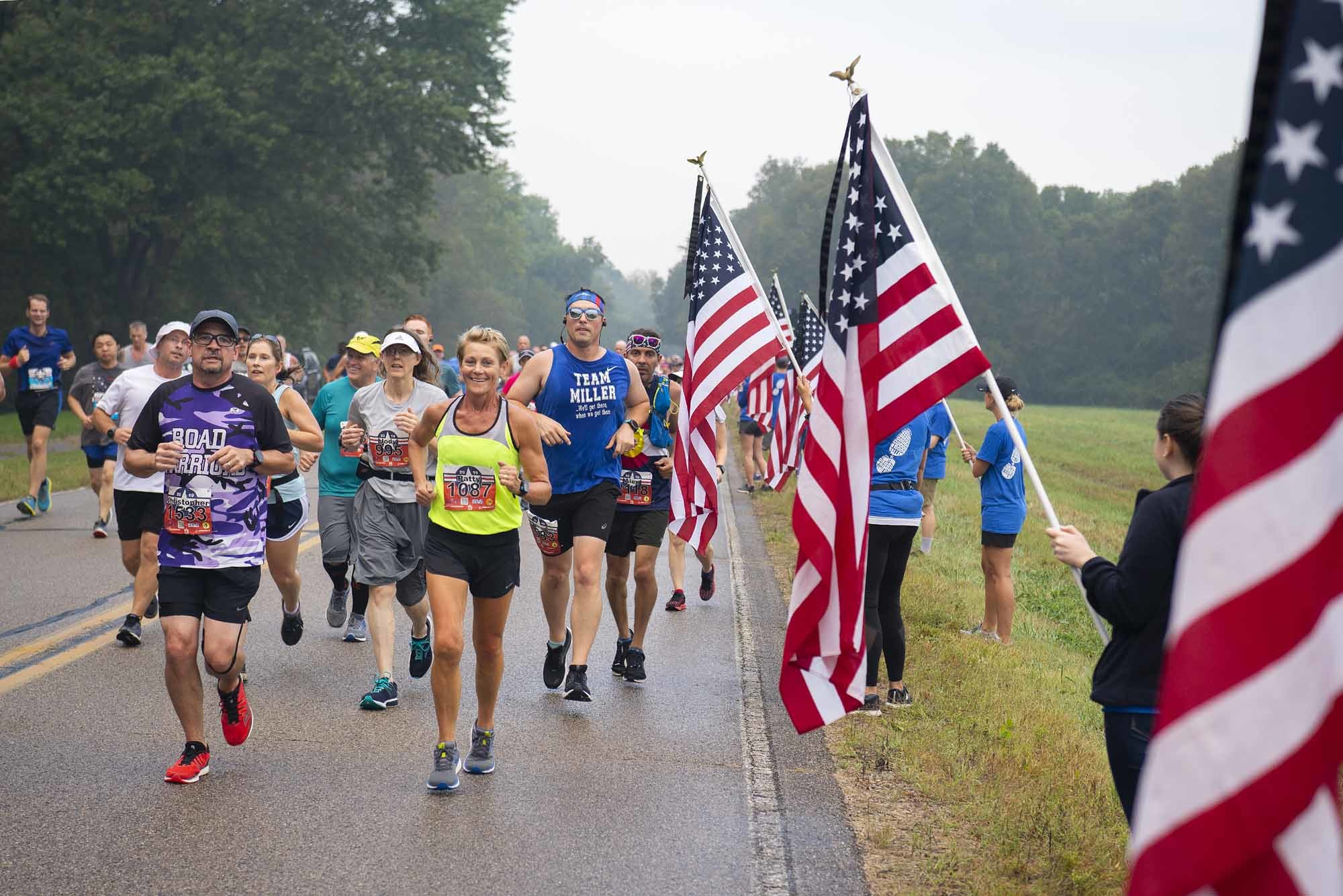 Air Force Marathon Preps for September In-Person 25th Anniversary Event