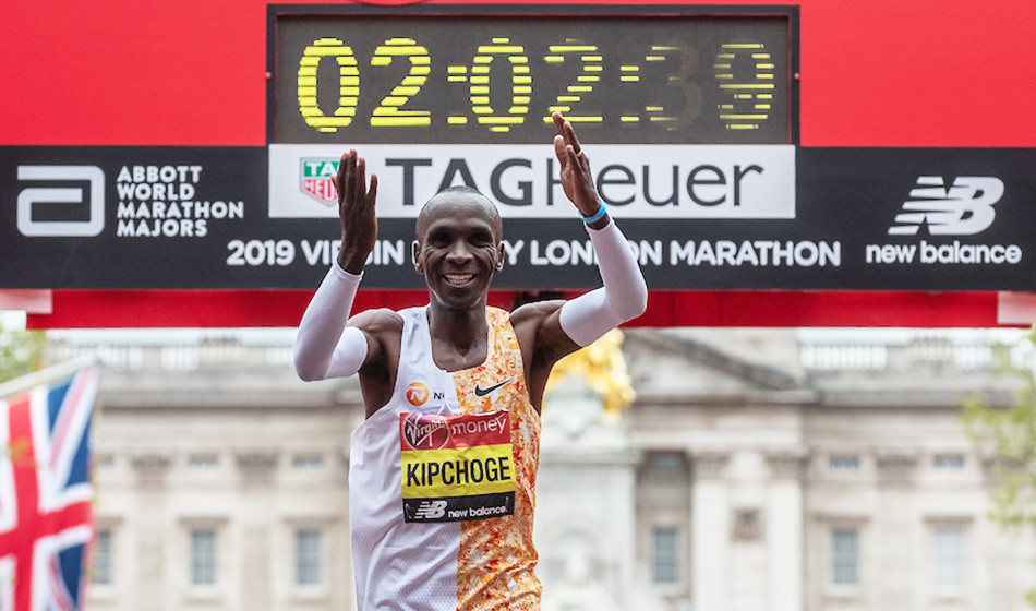 World record-holder Eliud Kipchoge disappointed by coronavirus outbreak after cancellation of London Marathon