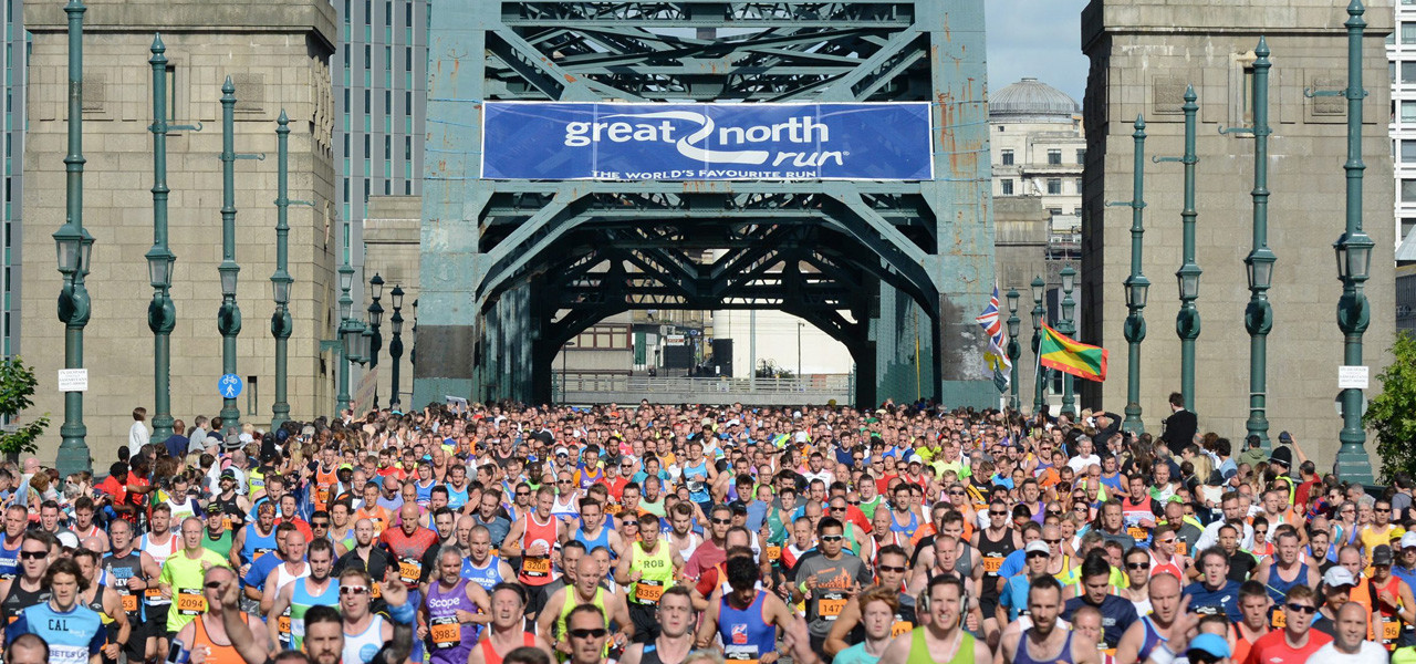 The 2020 Virtual Great North Run offers last chance to register before deadline