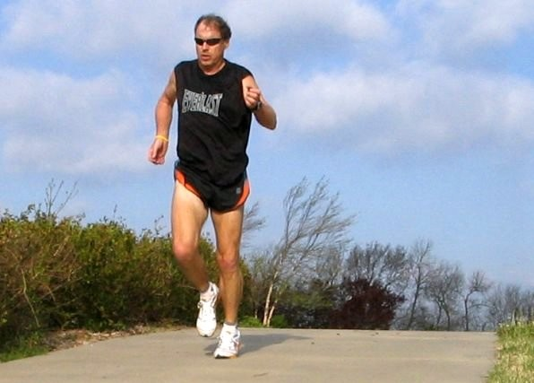 Global Run Challenge Profile: After Paul Shimon watched Roger Bannister on TV set the world mile record he was hooked