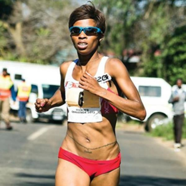 South Africa´s Mapaseka Makhanya has set her sights on winning the Cape Town Marathon