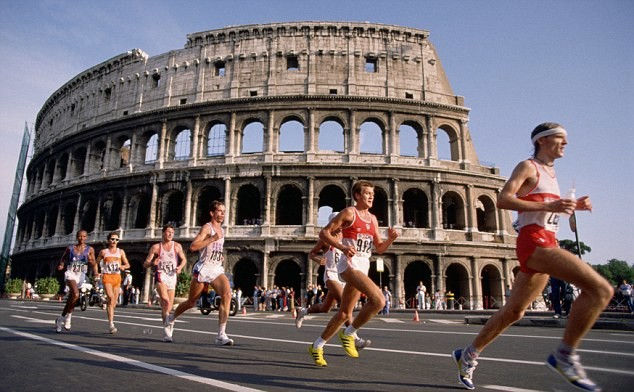 The 2020 Run The Rome Marathon Canceled Due to Coronavirus