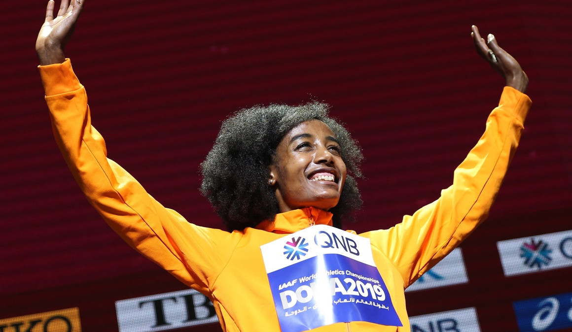 World 10,000 meters champion Sifan Hassan says her career has been thrown into uncertainty by Salazar ban