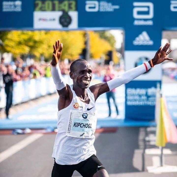 Kenya's world marathon record holder Eliud Kipchoge is not sure when will be his next race before Tokyo