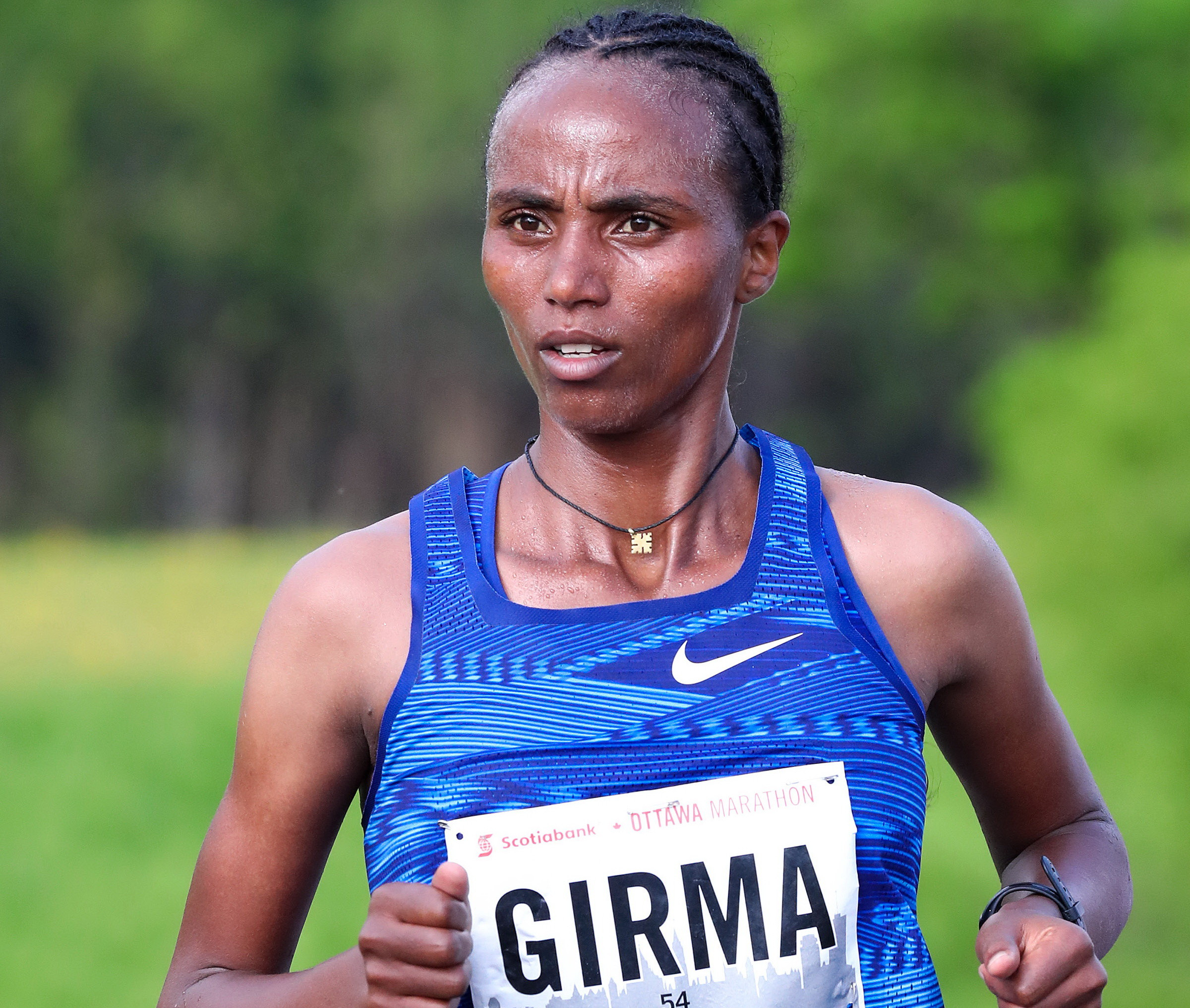 Ethiopian Tigist Girma Withdraws from Toronto Waterfront Marathon