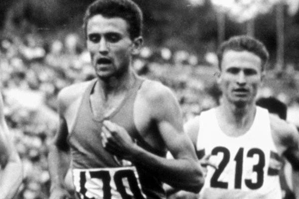 Frenchman Michel Jazy set the World Record for the Mile 53 years ago clocking 3:53.6