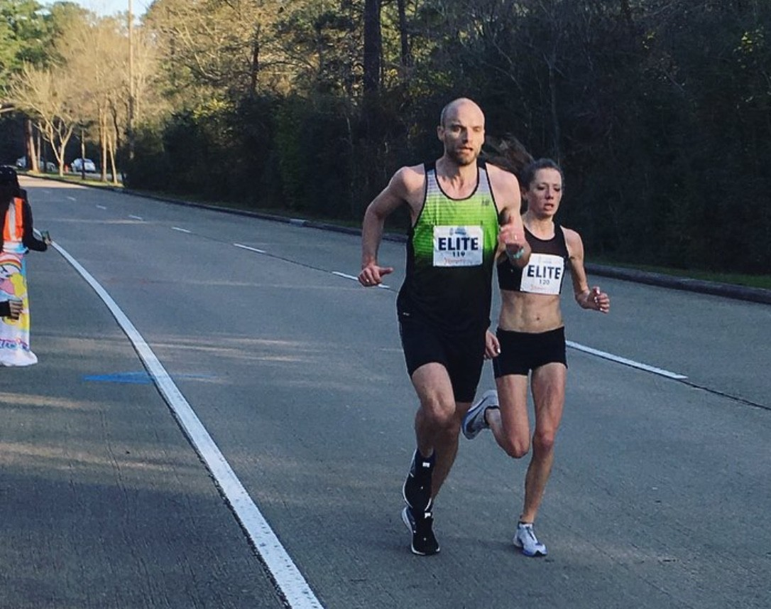 New Women's Half Marathon Canadian National Record set Saturday in Texas