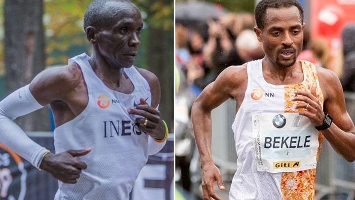Kipchoge, Bekele to face off in virtual relay marathon