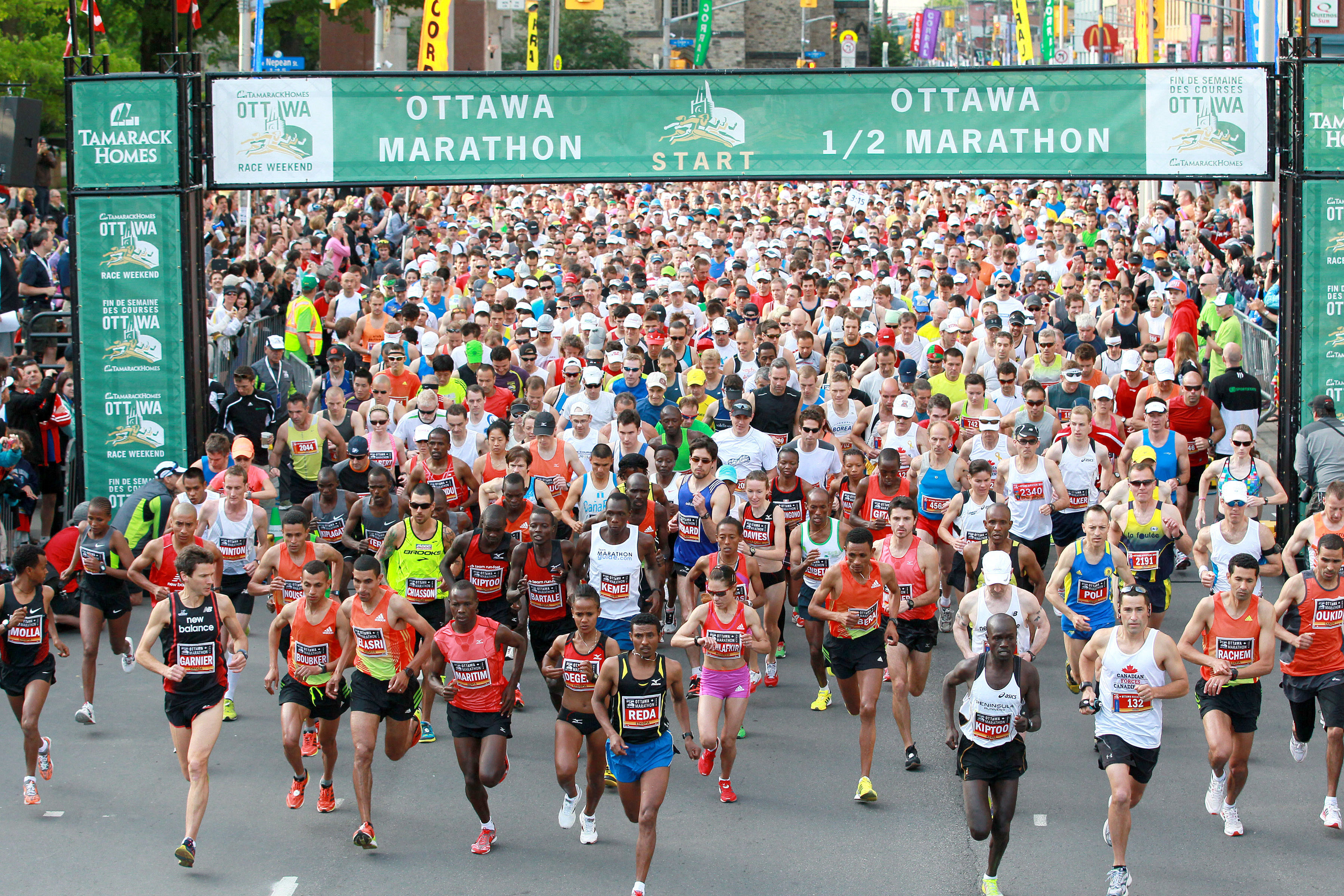 Fast times are expected at the Ottawa 10K