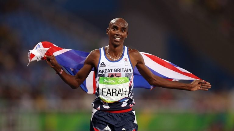 Mo Farah's preparations for the rescheduled 2020 Olympics next summer could be hampered by a rumoured appearance on a reality TV show, says UK Athletics