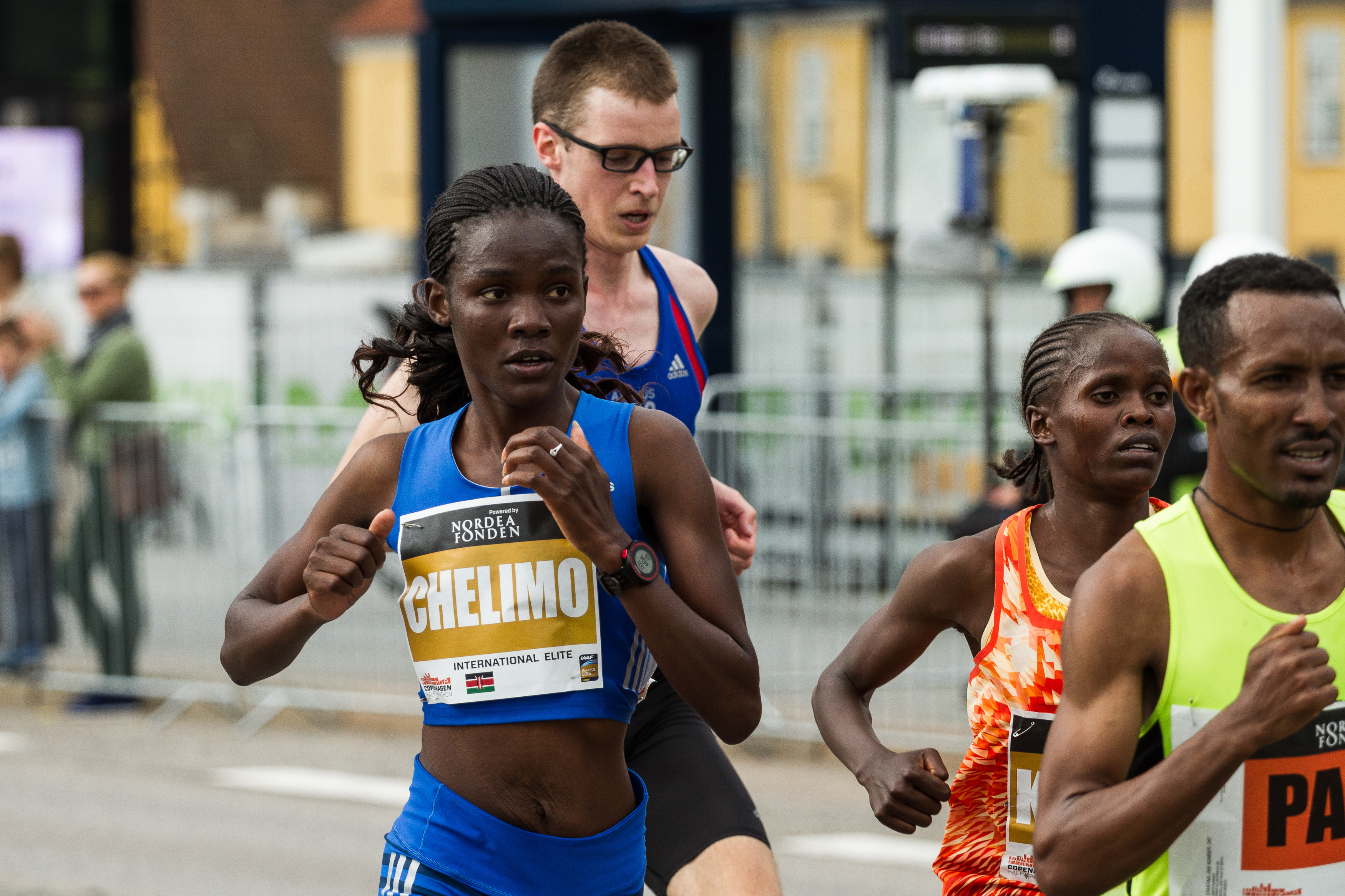 Kenya's Joan Melly Chelimo is upbeat ahead of her debut in the Tokyo Marathon Sunday