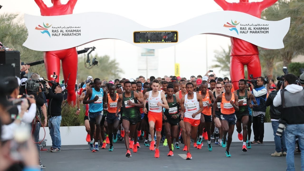 The world's fastest half marathon is making a return to the UAE