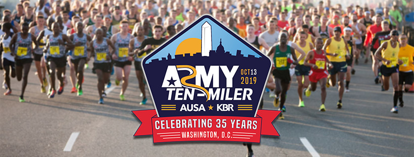 The 35th Anniversary edition of Army Ten-Miler is this Sunday