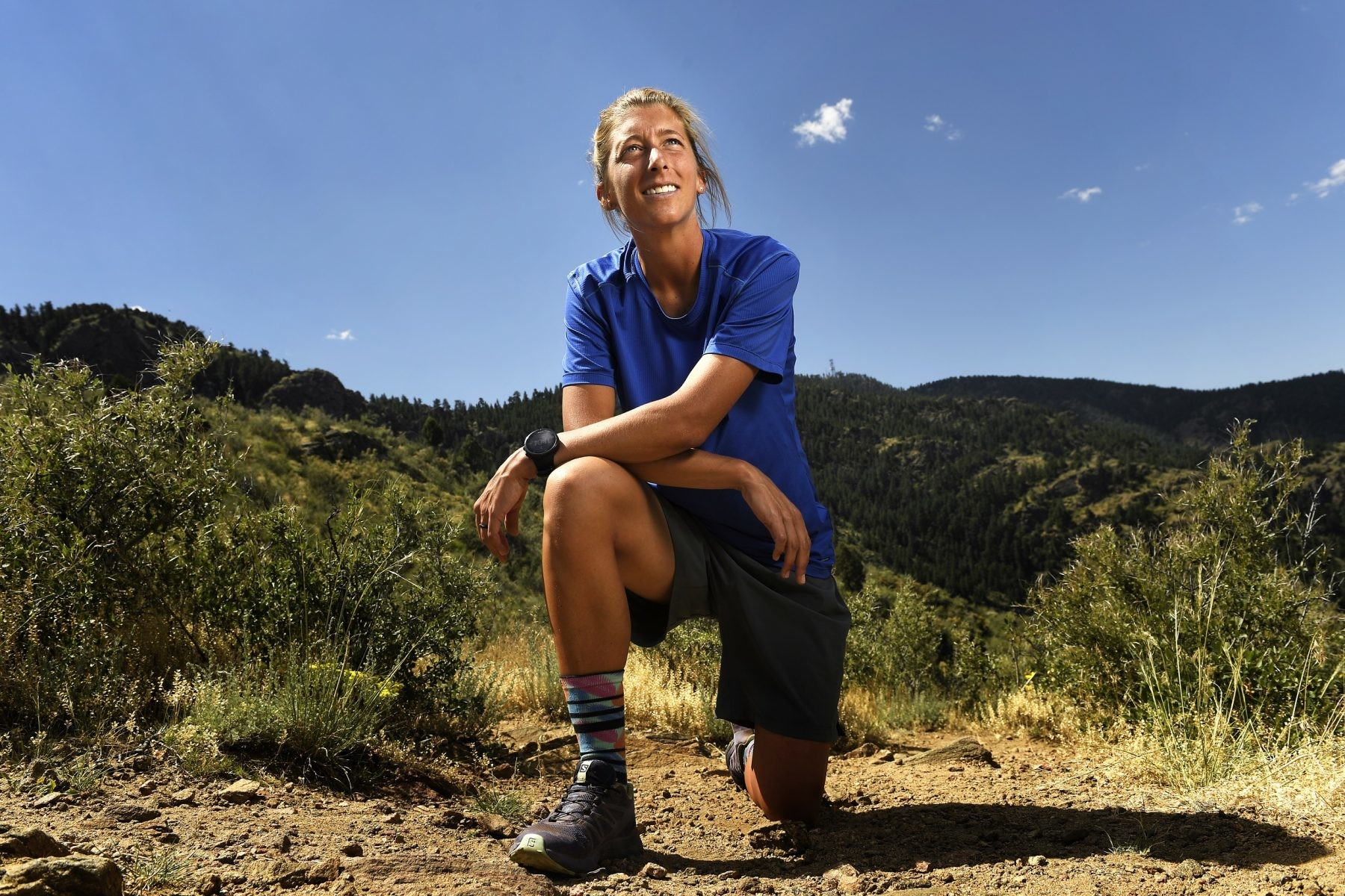 Courtney Dauwalter is one tough Ultra runner and wins many that she enters