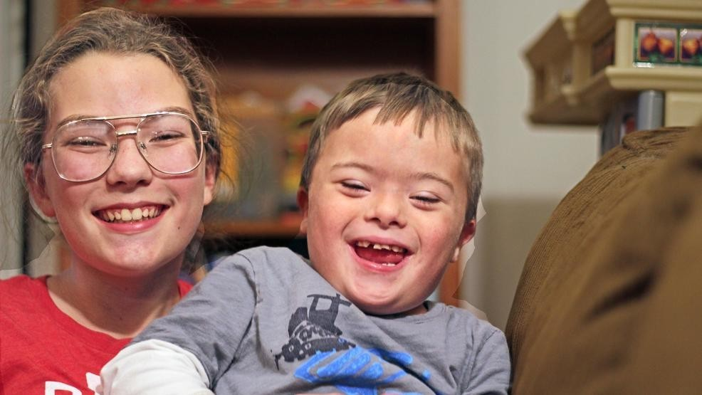 Camille Hicks will be running Eugene 5K to honor brother with Down syndrome