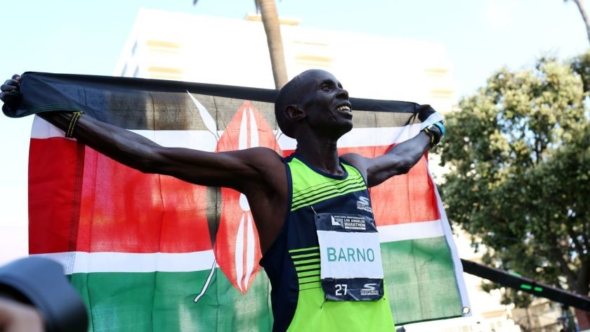 Kenyan compatriots, training partners and rivals Elisha Barno and Dominic Ondoro will renew their Medtronic Twin Cities Marathon rivalry on Sunday