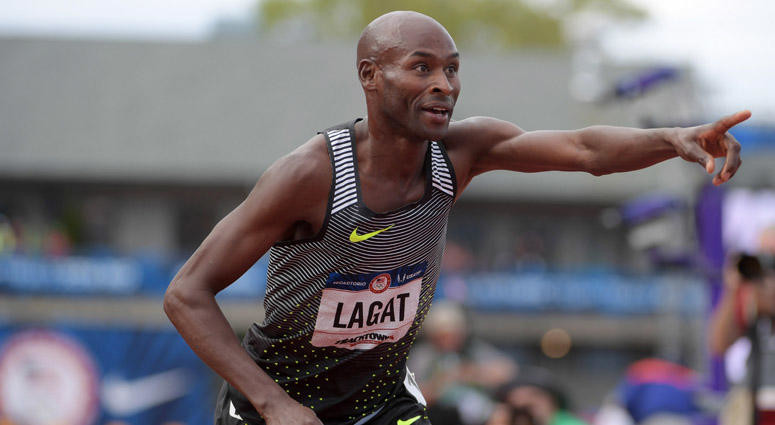Veteran Bernard Lagat and Chris Brown have both announced plans to hopefully compete in the 2020 Tokyo Olympics