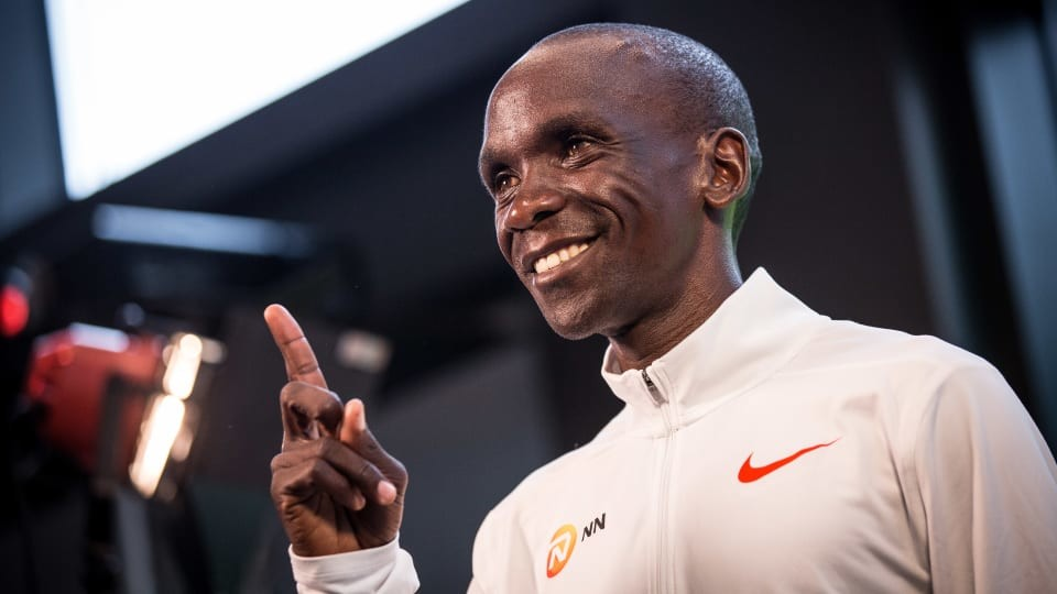 Eliud Kipchoge says that he has no doubts, he will break the two hours barrier for the marathon in Vienna