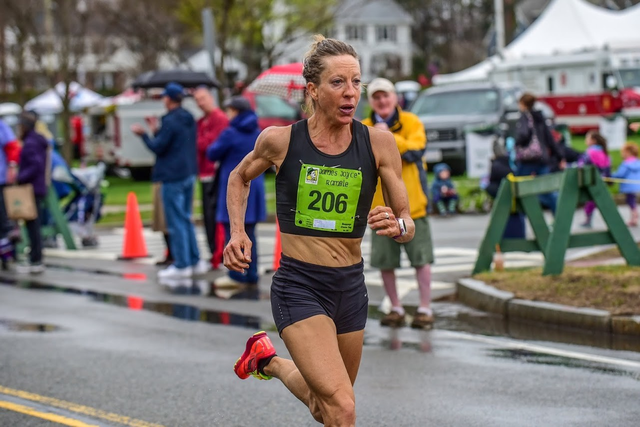 Global Run Challenge Profile: Jennifer Bayliss is working on one major goal - to qualify for the Olympic Marathon Trials