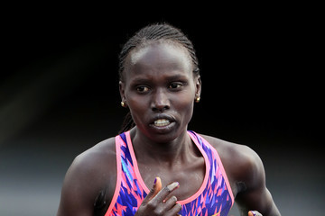 Kenya´s Olympic champion Cheruiyot leads New York Half Marathon