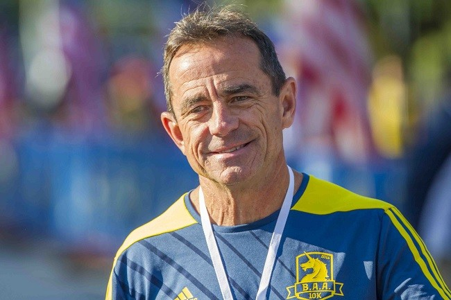 Boston Marathon Race Director Is Running 7 marathons in 7 Days On 7 Continents