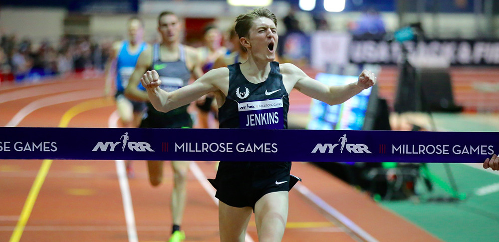 NYRR Millrose Games this Saturday at the Armory in NY