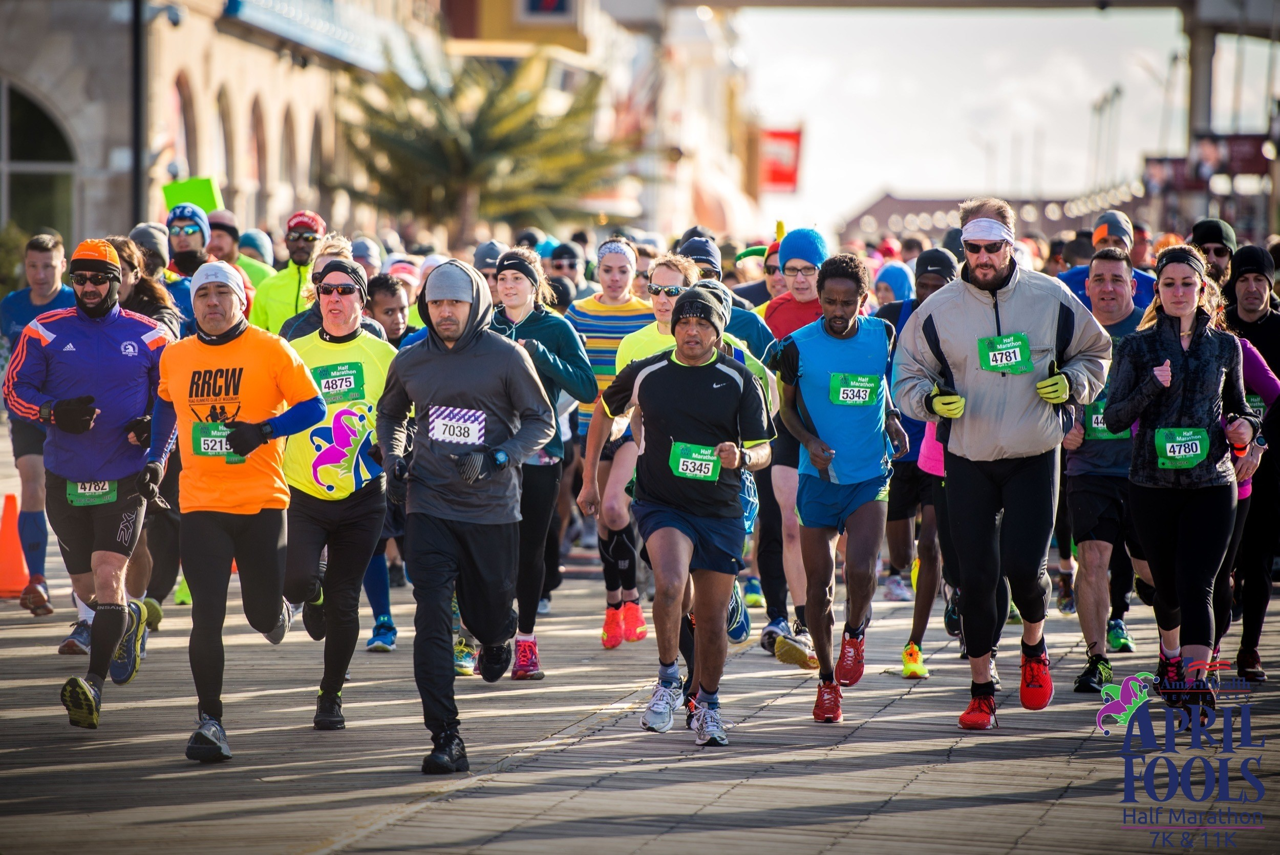 Lace up and get ready to run, Atlantic City plans April Fools Half Marathon and 8K