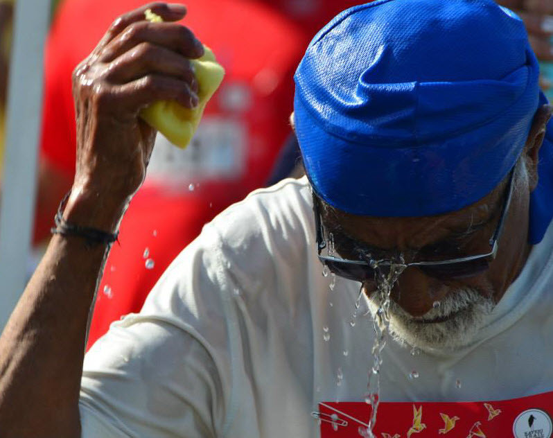 Bylahalli Raghunath Janardan, 86, will be one of the oldest participants in the TCS World 10k
