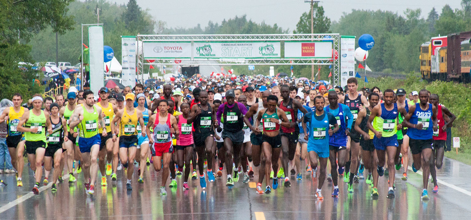2021 Grandma´s marathon has reached the half-capacity limit for in-person registration