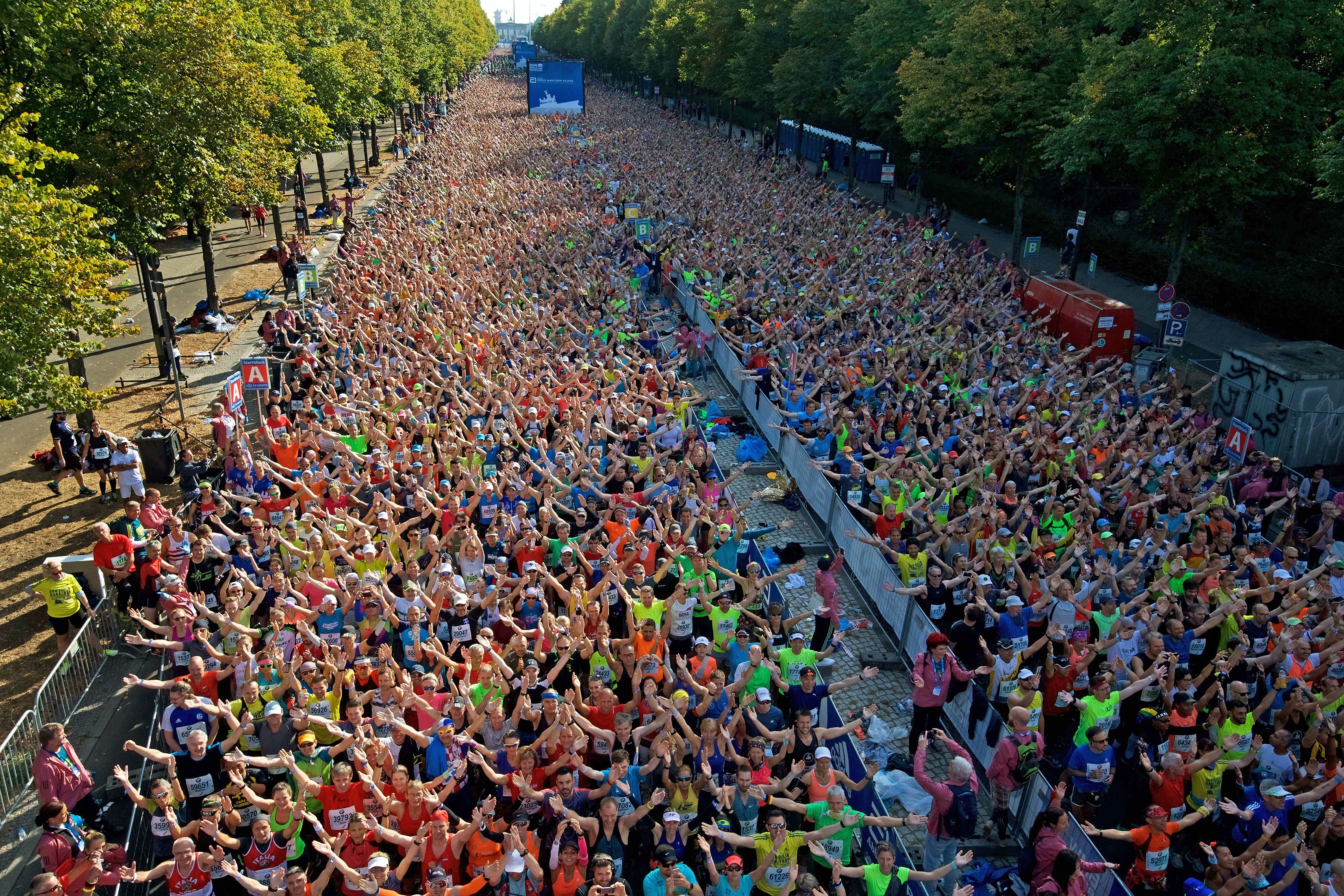 There will be no rescheduled event to replace the cancelled BMW Berlin-Marathon in 2020