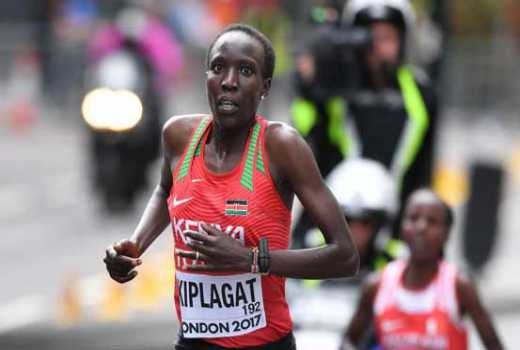 Kenyan Edna Kiplagat is set to make history at the 2018 Berlin Marathon